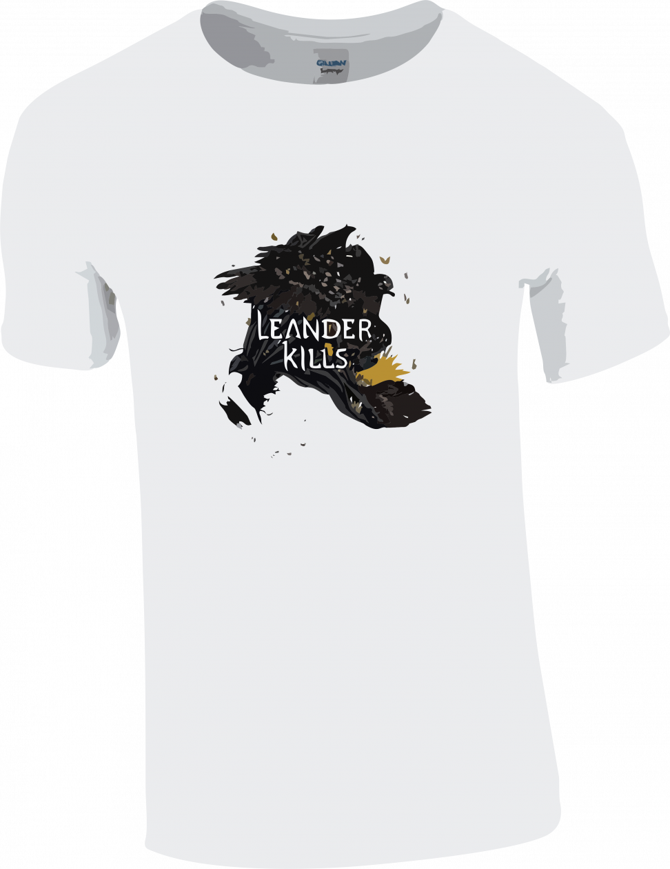 LeanderKills - Madár póló
