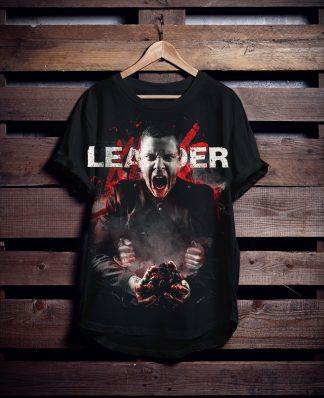 Leander Kills - Vigyetek kórházba (teljes alakos) - póló
