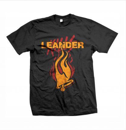 Leander Kills – Harang– póló (fekete)