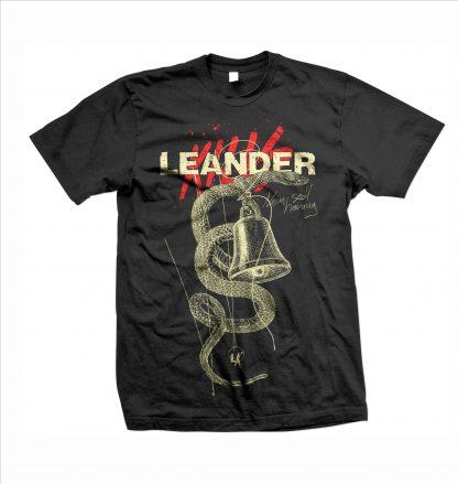 Leander Kills – Kígyó(fekete)