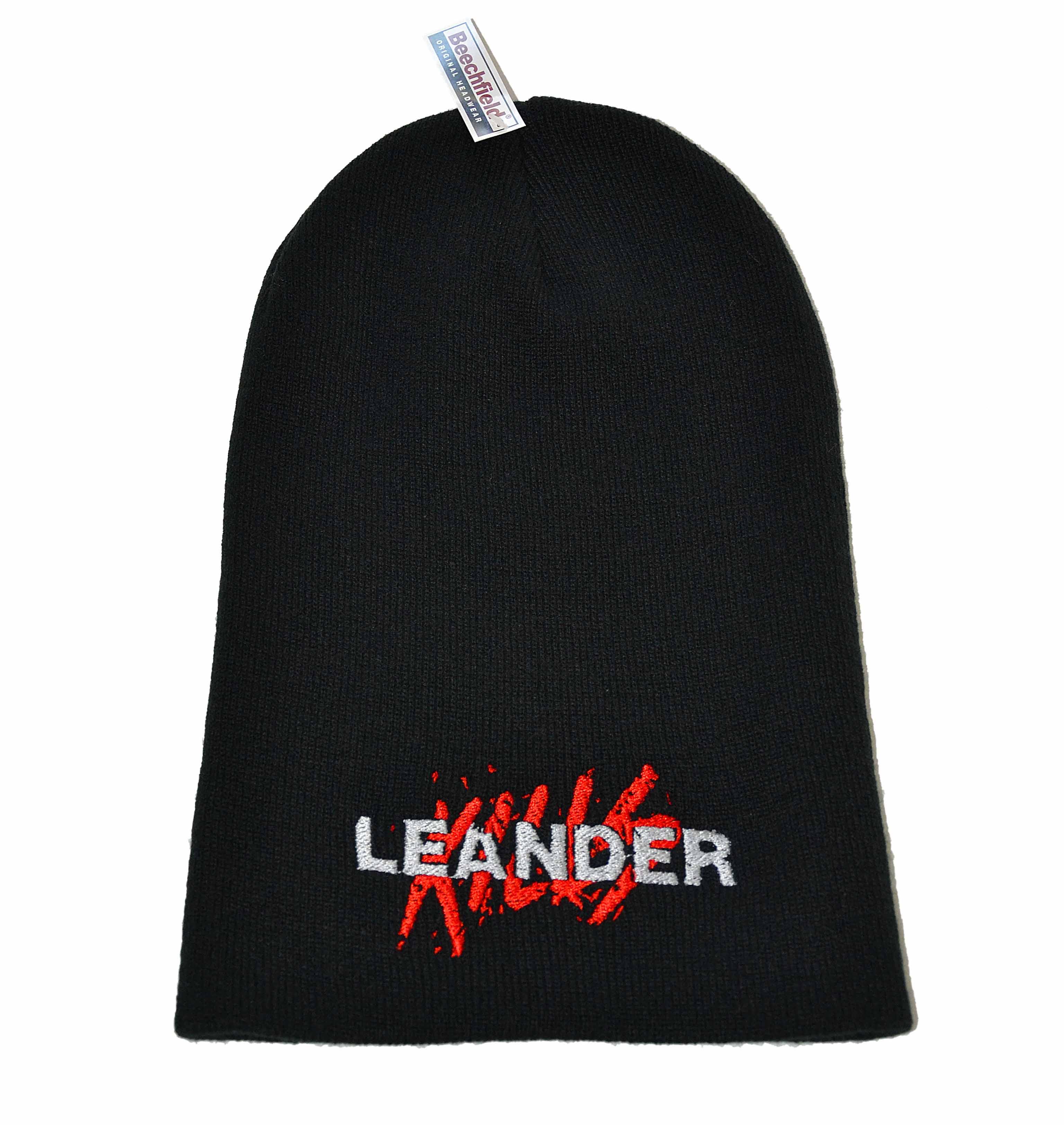 Leander Kills - téli sapka (piros logó) ⋆ Leander Kills Webshop b8d8726e46
