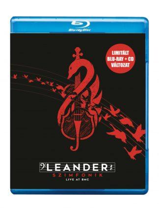Leander Szimfonik – Live at BMC – Blu-Ray + CD (limitált kiadás) 1628cb2acd