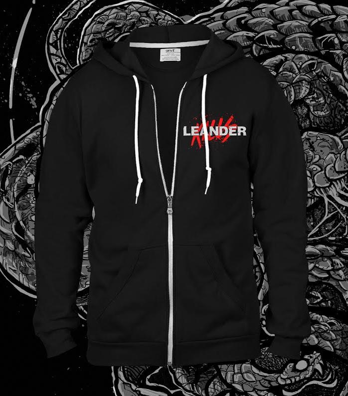 Leander Kills – pulóver